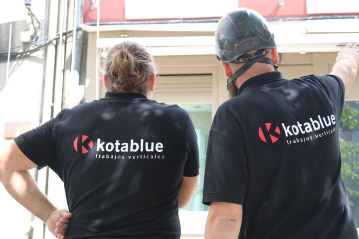 Especialistas en trabajos verticales en A Coruña