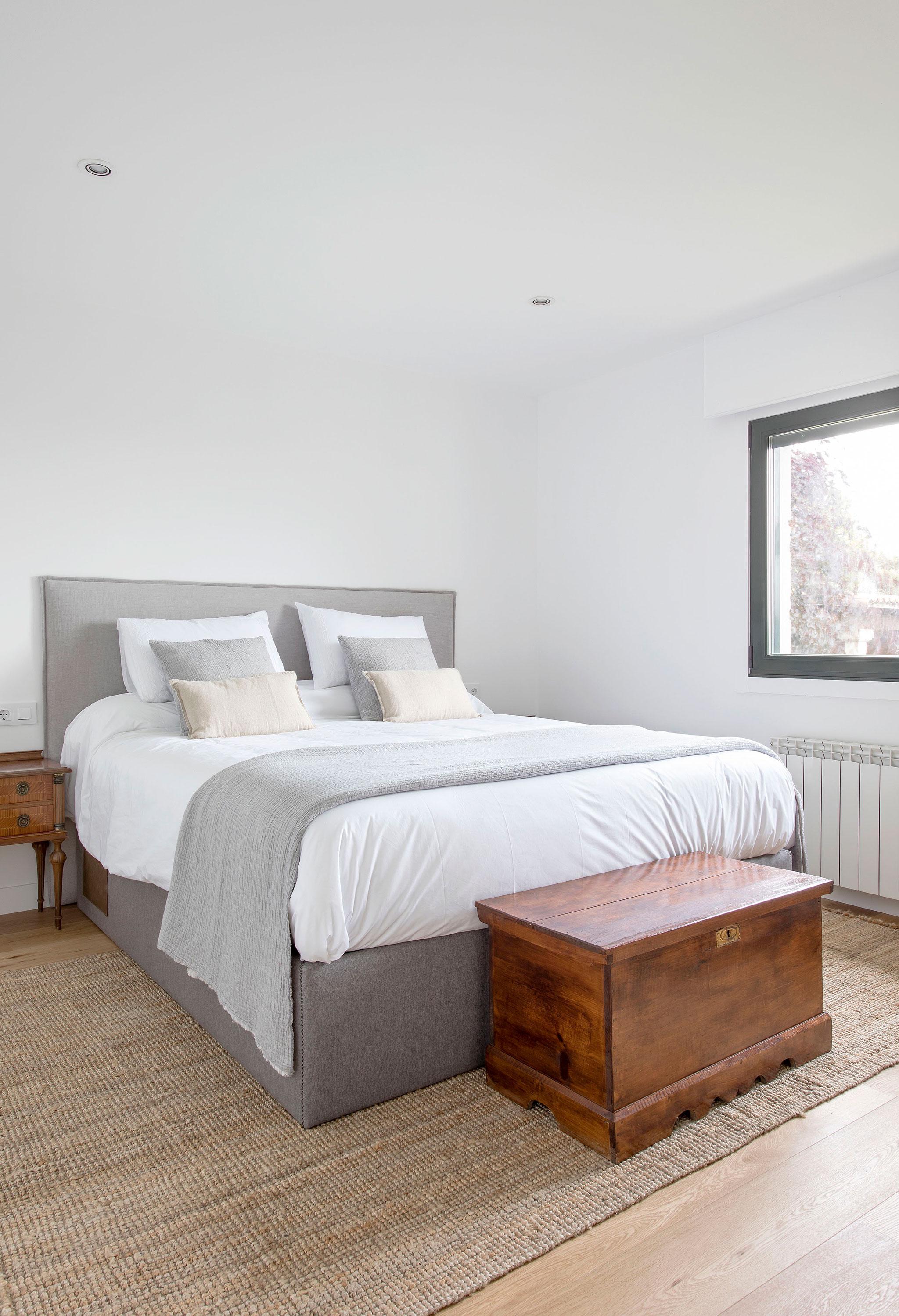 reforma integral dormitorio vigo